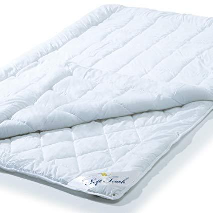 Aqua Textil Soft Touch 4 Jahreszeiten Bettdecke 200 x 200 cm