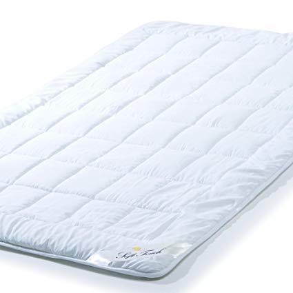 Aqua Textil Soft Touch Ganzjahres Bettdecke 200 x 200 cm
