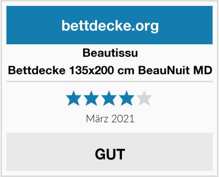 Beautissu Bettdecke 135x200 cm BeauNuit MD Test