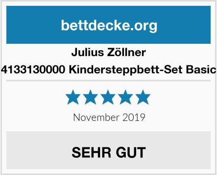 Julius Zöllner 4133130000 Kindersteppbett-Set Basic Test