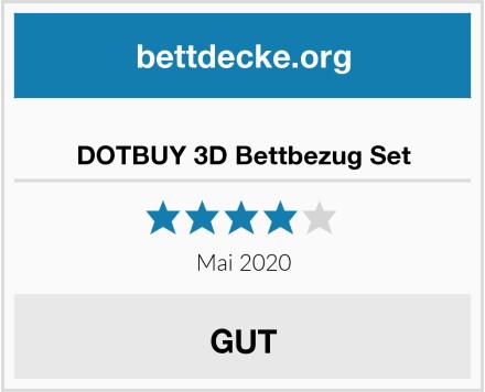 DOTBUY 3D Bettbezug Set Test