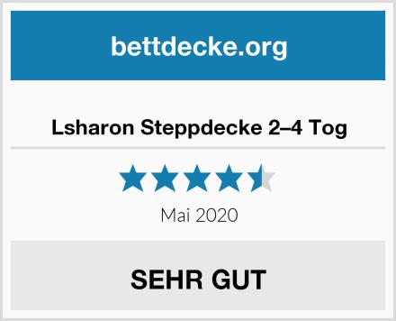 Lsharon Steppdecke 2–4 Tog Test