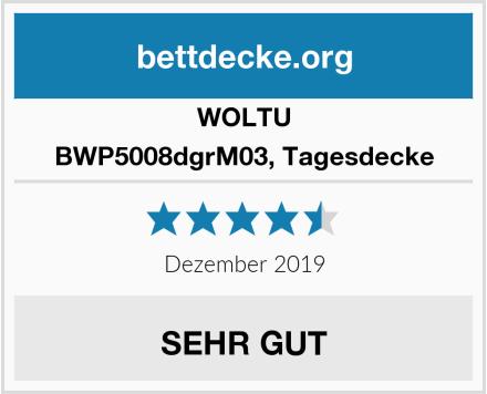 WOLTU BWP5008dgrM03, Tagesdecke Test