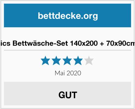 Jerry Fabrics Bettwäsche-Set 140x200 + 70x90cm - Einhorn Test
