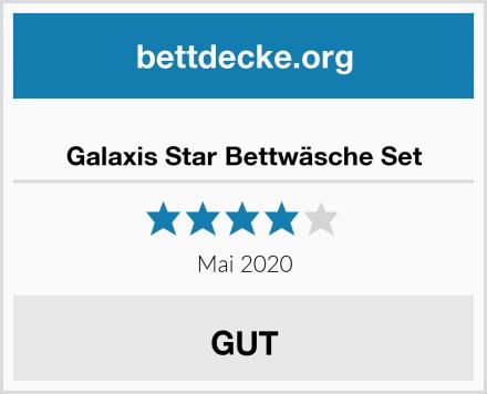 Galaxis Star Bettwäsche Set Test