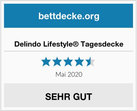 Delindo Lifestyle® Tagesdecke Test