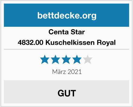 Centa Star 4832.00 Kuschelkissen Royal Test