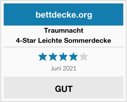 Traumnacht 4-Star Leichte Sommerdecke Test