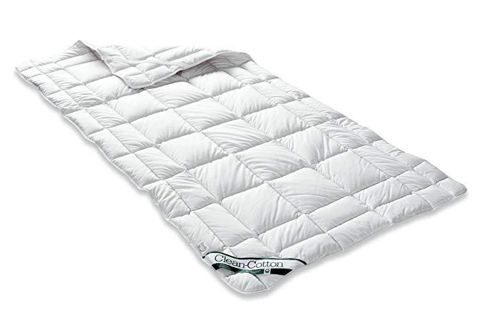 Badenia 03882190000 Bettcomfort Spannauflage Clean Cotton