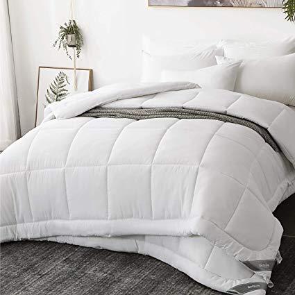Bedsure Bettdecke 135x200 cm 4 Jahreszeiten, Oeko-Test Zertifiziert