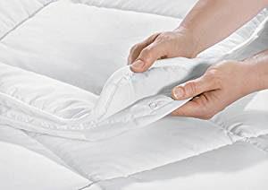 Bettdecken ohne Daunen