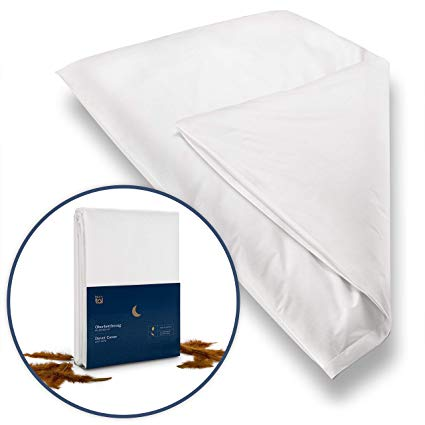 Blumtal 2er Set Milbenbezug Allergiker Bettbezug
