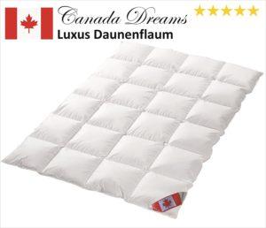 Canada Dreams Bettdecken