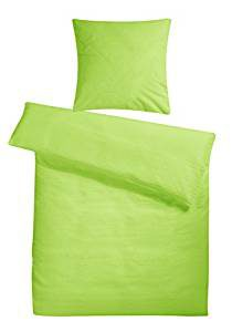 Grüne Bettdecken