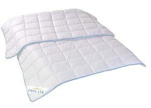 Warum wirken einige Bettdecken kühlend?