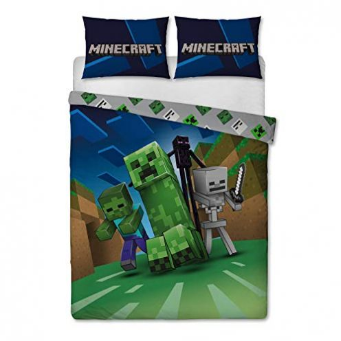 Minecraft Creeps Bettbezug