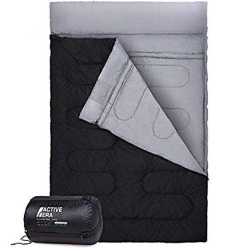 Active Era™ XL Schlafsack für 2 Personen