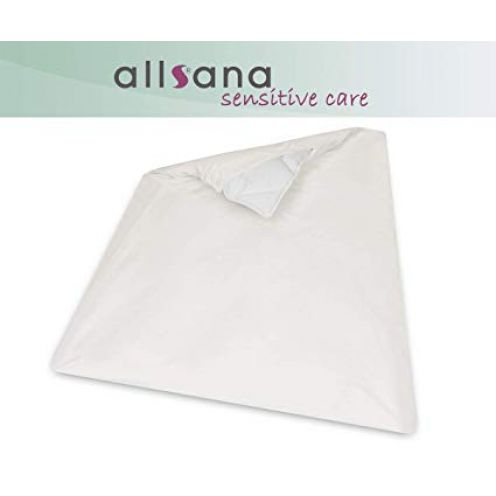 allsana Sensitive Care Allergiker Deckenbezug 200x200 cm
