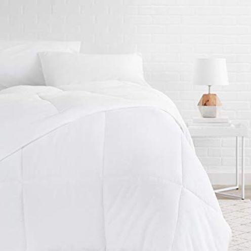 AmazonBasics Bettdecke mit Kunstdaunen-Füllung