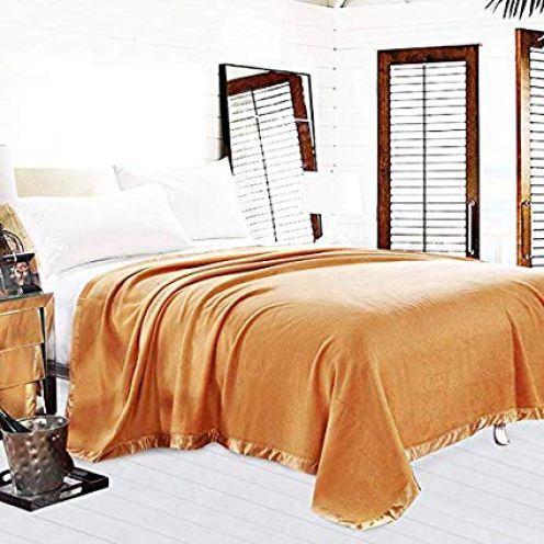 ElleSilk Luxuriöse Decke aus 100% Natur Maulbeerseide