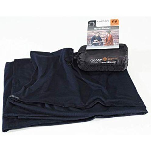 Cocoon Reisedecke Travel Blanket Wool/Silk