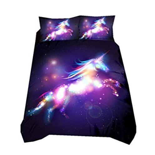Galaxis Star Bettwäsche Set
