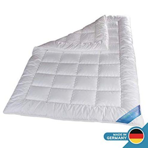 Schlafmond Medicus Clean Allergiker Ganzjahresdecke 220 x 240 cm