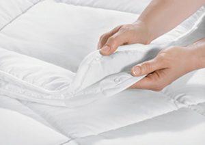 Waschbare Bettdecken