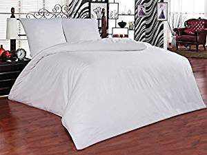 Weiße Bettdecken
