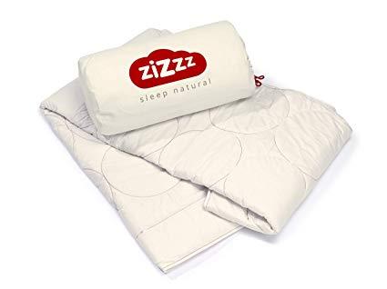 Zizzz 4 Jahreszeiten Bio Bettdecke